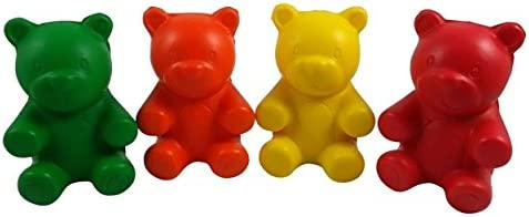e80ff343b Buy (4) Gummy Bear Stress Balls for Kids - Autism US SELLER Online ...