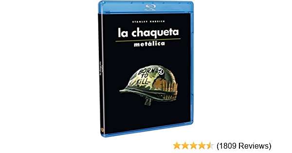 Amazon.com: La Chaqueta Metalica+Documenta (Blu-Ray) (Import Movie) (European Format - Zone B2) (2007) Matthew Modine; R.: Movies & TV