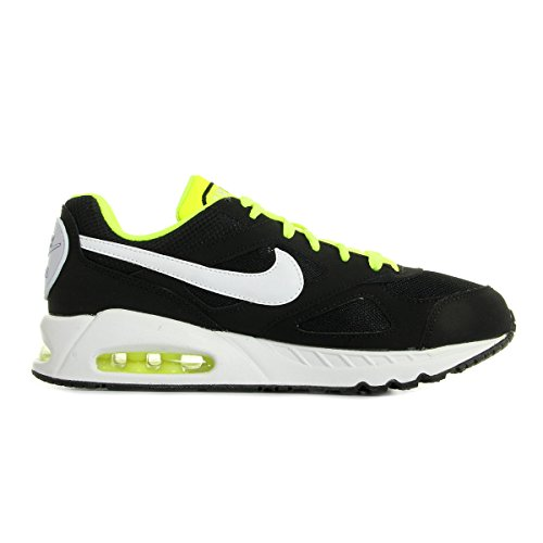 Nike Air Max Ivo (Gs), Zapatillas de Running para Hombre Negro (Black / White-Volt)