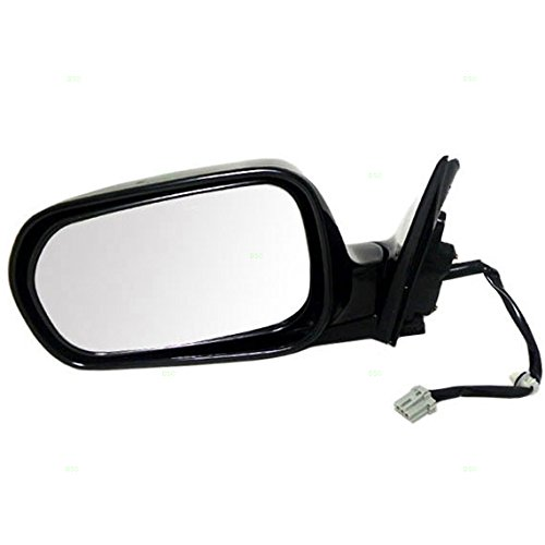- Drivers Power Side View Mirror Replacement for 98-02 Honda Accord Sedan 76250-S84-A31ZF