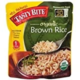 Tasty Bite Organic Brown Rice Family Size, 16 Ounce