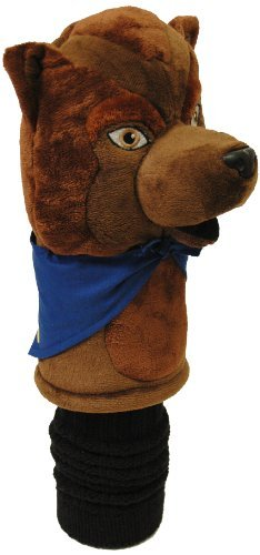 - Michigan Wolverines Plush Mascot Headcover