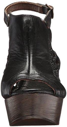 Sandals Peep Casual Black Cloud Slingback Musse amp; Toe Calypso Womens acH7qwBO