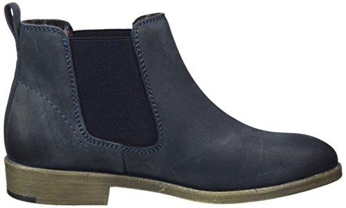 Tamaris Dame 25071 Chelsea Støvler Blau (Flåde) ZmNAChgHZ