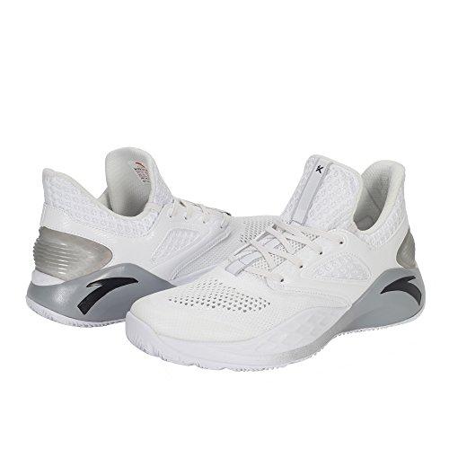 Anta Ljus Mens Basketsko Utbildning Sneaker Vit