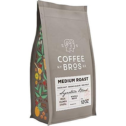 Coffee Bros., Medium Roast Coffee Beans