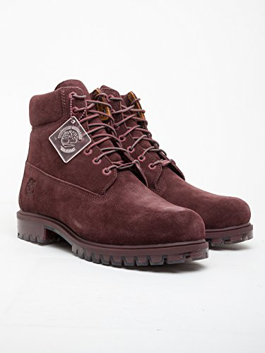 Timberland , Chaussures de skateboard pour homme rouge Dark Red