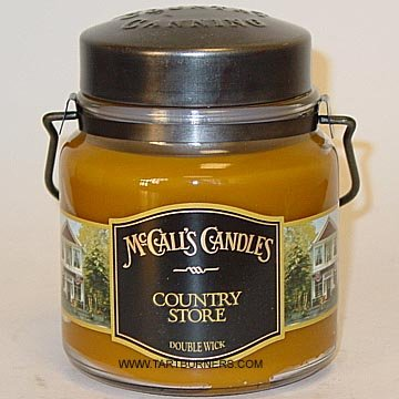 McCall's Country Candles - 16 Oz. Double Wick Country - Bayside Hours Store