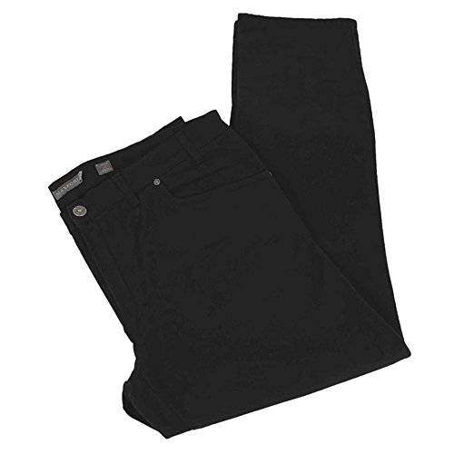 Stretch Pantalone Calzone Taglie Troy Forti Uomo Maxfort Nero Yq18B