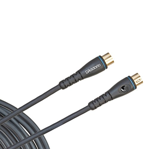 Monster Midi Cable - Planet Waves Midi Cable, 20 feet