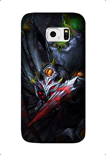 HOT Selling webs perception dota 2 Game Phone Case for Samsung Galaxy S6 Edge Plus/S6 Edge+ Best TPU Case Design by [David Reed]