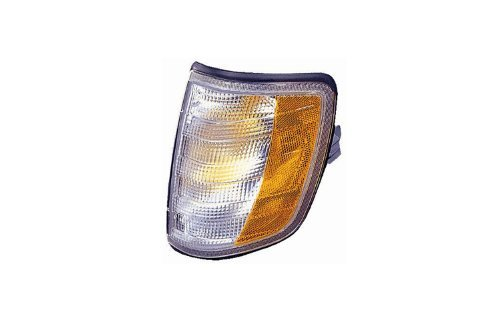 Mercedes S Class Replacement Corner Light Assembly - Driver Side AutoLightsBulbs