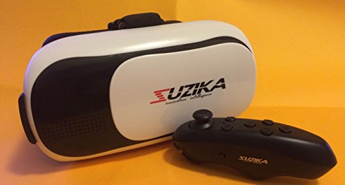 SUZIKA - Virtual Reality Headgear with BT Remote Control