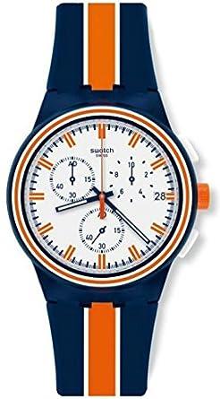 Armbanduhr swatch  Swatch Herren-Armbanduhr SUSZ400: Amazon.de: Uhren