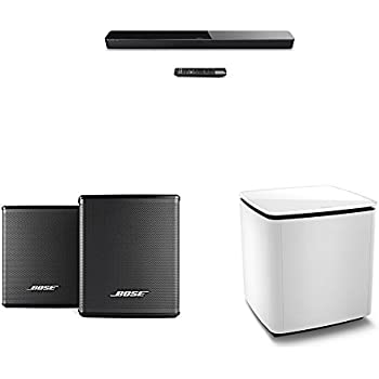 bose soundtouch 300 soundbar with wireless. Black Bedroom Furniture Sets. Home Design Ideas