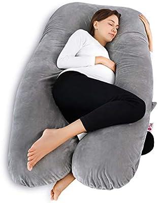 Amazon.com: Almohada de cuerpo completo de Meiz en forma de ...