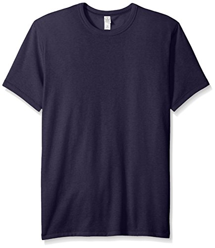 Alternative Men's Vintage 50/50 Jersey the Keeper Tee, Navy, L