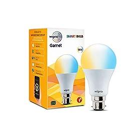 Wipro Garnet 9W Smart Bulb (...