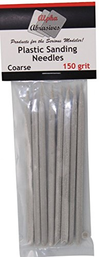 Flex-I-File 0401 Sanding Needle Course - Grey by Flex-I-File