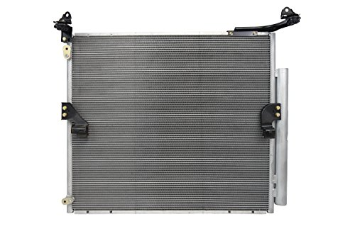 (Automotive Cooling Brand A/C AC Condenser For Lexus GX460 4137 100% Tested)