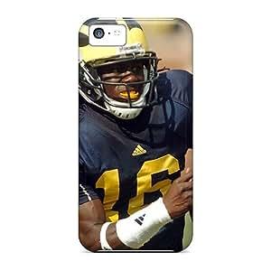 NikRun Snap On Hard Case Cover Denard Robinson Protector For Iphone 5c