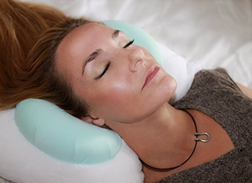 Anti Wrinkle Pillow (Back to Beauty Anti-Wrinkle Head Cradle Beauty Pillow)