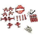 Camisin K989-40 Rear Ball Head Pull Rod Link Rod for K969 K979 K989 K999 P929 P939 1//28 Rc Car Parts