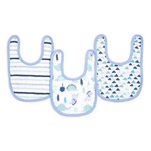 Price comparison product image aden by aden + anais Snap Bibs,  Dinos