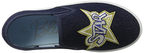 Blink Bl 1309 Bmilesl - Zapatillas de casa Mujer azul (navy)
