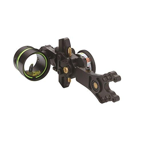 HHA Sports Optimizer Lite King Pin .019mm Sight, Black - 3 Pin 019 Sight