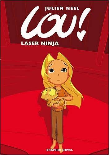 Laser Ninja (Lou!)