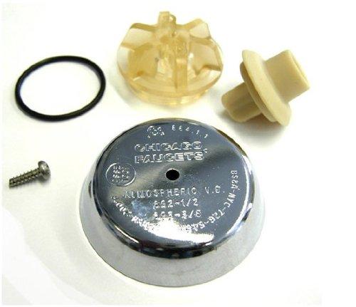 Chicago Faucet Urinal Valve (Vacuum Breaker Kit)