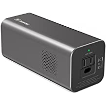 AC Outlet Portable Laptop Charger, Jackery PowerBar 77Wh/20800mAh 85W (100W Max.) Travel Laptop Power Bank & External Battery Pack for MacBook, HP, Thinkpad, Notebook and other Laptops