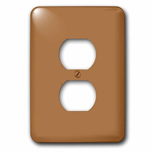 3dRose lsp_204780_6 - Tapa de salida para café, diseño de avellana