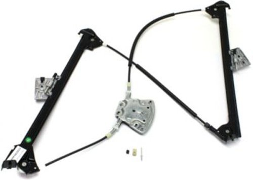 CPP Front Passenger Side Power Window Regulator w/o Motor for Porsche 911, (Porsche Boxster Motor)