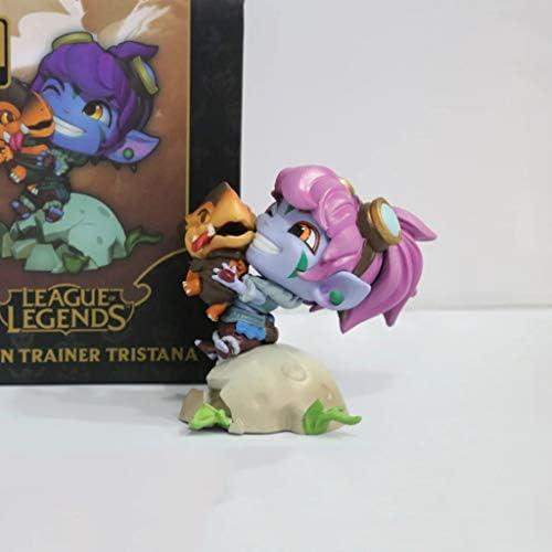 PY LOL Trsstana Abbildung Drachen Trainer AD Carry Vehicle Mounted populäre Karikatur-Geschenk-Spielzeug von LOL Spiel Peripherals