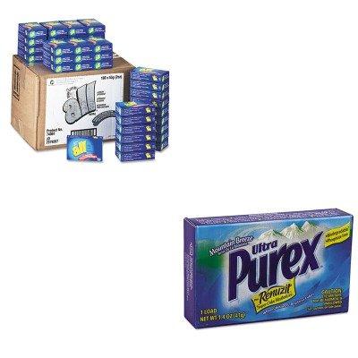KITDPR10245DRA2979267 - Value Kit - Purex Super Odor Neutralizer (DPR10245) and Diversey All Ultra Coin-Vending Powder Laundry Detergent (DRA2979267) by Purex
