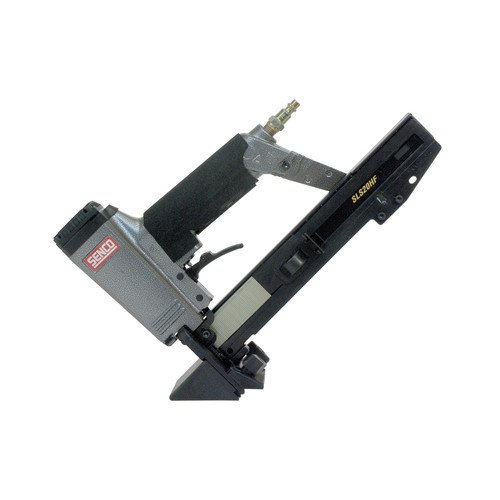 SENCO 490021R 19 Gauge 1 in. Oil-Free Hardwood and Laminate Flooring Stapler (Certified Refurbished)
