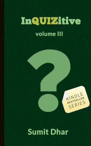 iz Book: InQUIZitive (Volume III) ()