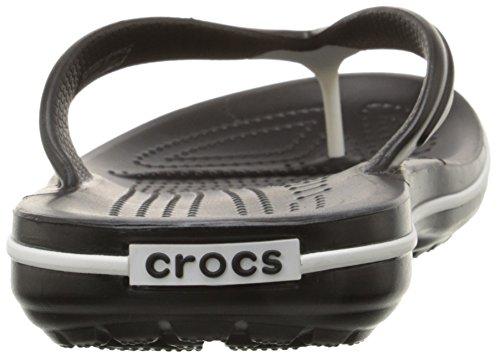Crocband Infradito – Crocs Unisex Nero Flip U Adulto u1FTKlJc3