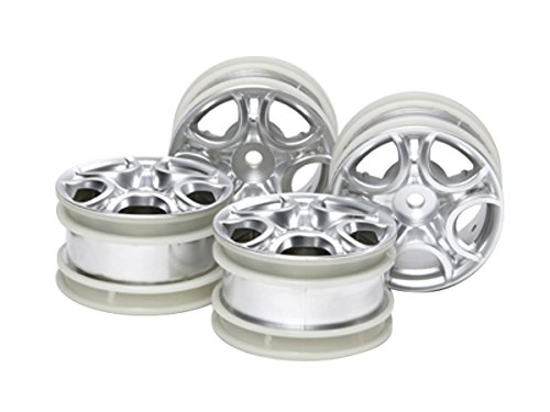 Tamiya C-Shaped 10-Spoke Wheels (4): M03/04/05 ()