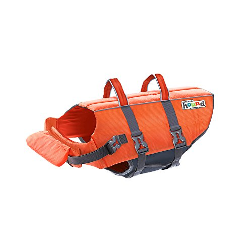 Small Dog Life Jacket, Outward Hound Granby Splash - Inca Blue Jackets
