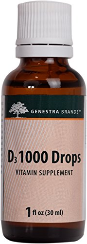 Genestra Brands Liquid Vitamin Supplement