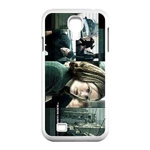 Samsung Galaxy S4 9500 Cell Phone Case White The Bourne Ultimatum Phone Case Cover Custom Customized XPDSUNTR01232