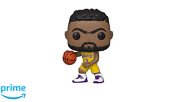 Funko- Pop NBA: Lakers-Anthony Davis Figura Coleccionable ...