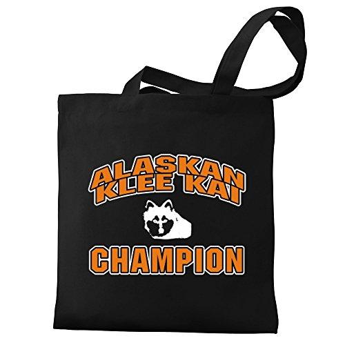 Eddany Canvas Bag Tote Klee Alaskan Alaskan Kai champion Eddany Od6xPq