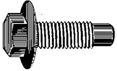 25 8-1.25 X 16mm Spin Lock Bolts 18mm 11509589