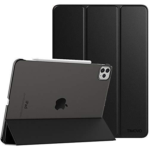 Funda Para iPad Pro 11 2020 Translucida Negra, Timovo