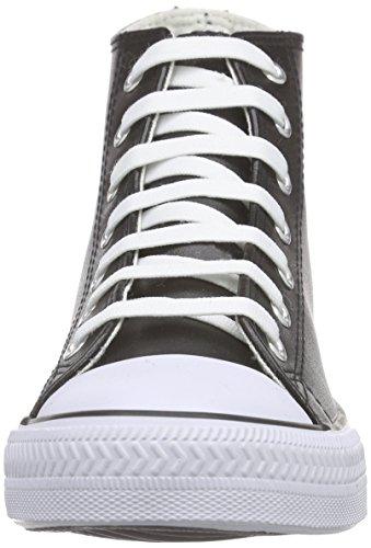 Black Voll Herren Hohe Evo Sneakers Schwarz Nebulus Leder vS1FTf