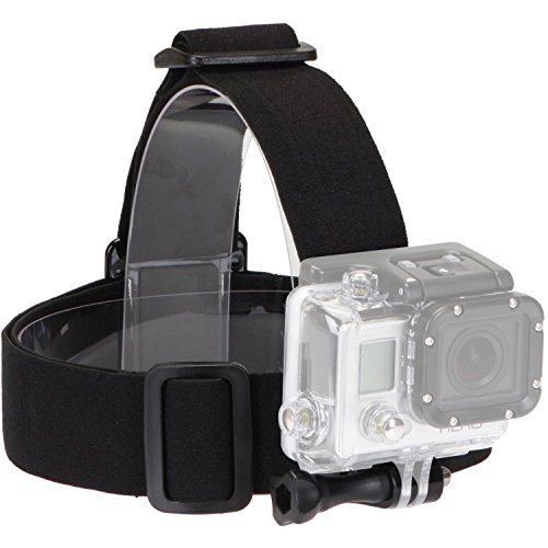 Sunpak Action Camera Head Strap Mount ()